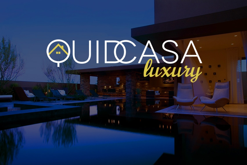 Nasce Quidcasa Luxury: La tua proprietà è protagonista