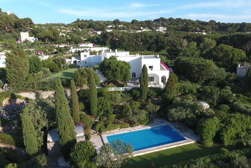 Quidcasa Luxury: Villa di lusso a Capri