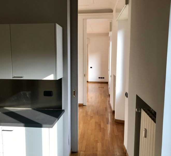 Appartamento in Affitto 190mq Quartiere Piazza Giornate Tribunale Viale Premuda