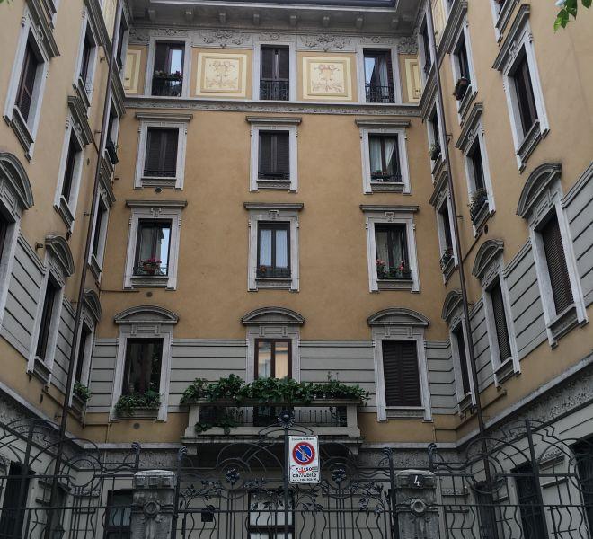 Affittasi Bilocale Arredato 52 mq Quartiere Piero della Francesca, Corso Sempione, Milano