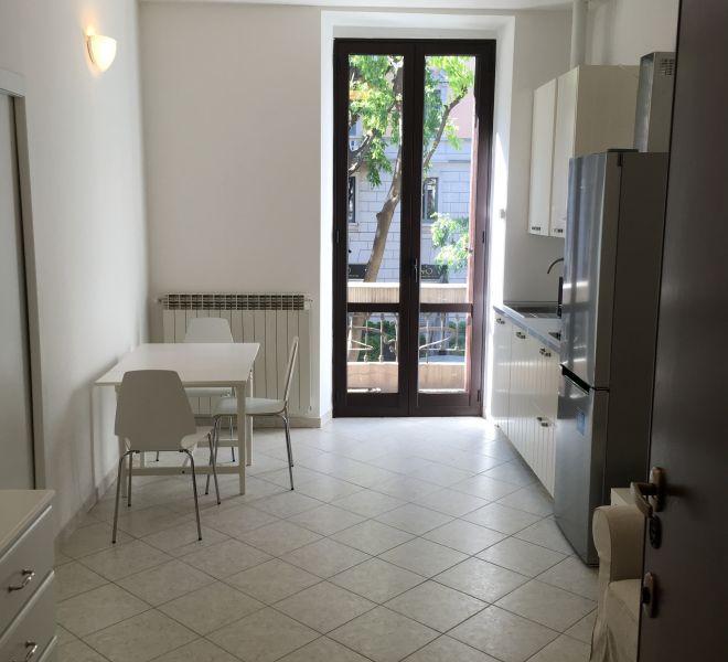 Affittasi Bilocale Arredato 37 mq Quartiere Piero della Francesca, Corso Sempione, Milano