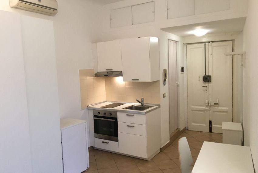 Affittasi monolocale arredato 27 mq quartiere Piero della Francesca, Corso Sempione, Milano