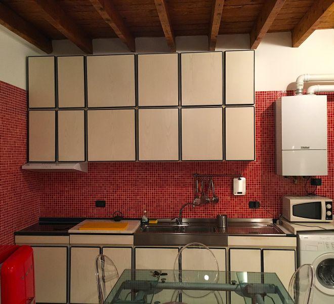 Appartamento Bilocale 40 mq Arredato in Affitto Quartiere Arco della Pace Parco Sempione