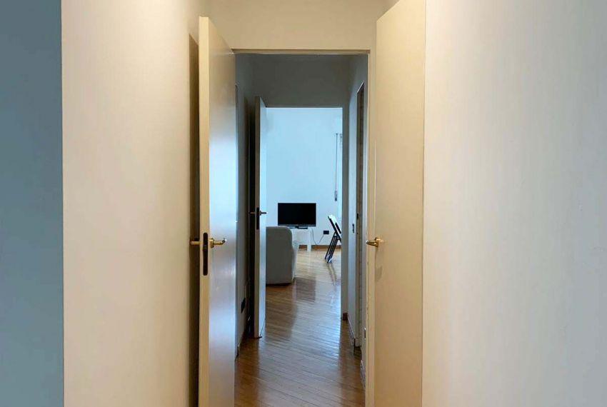 Appartamento Trilocale 130 mq Arredato in Affitto Quartiere Tribunale Cinque Giornate