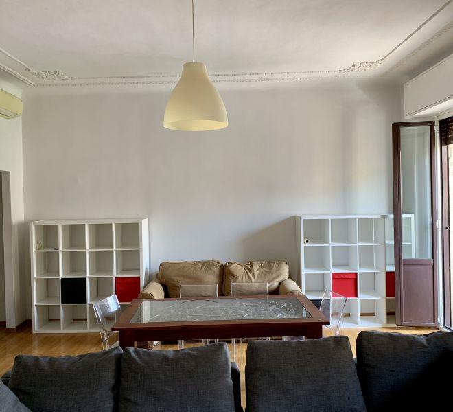 Affittasi Appartamento Trilocale 140 mq Quartiere Tribunale Cinque Giornate