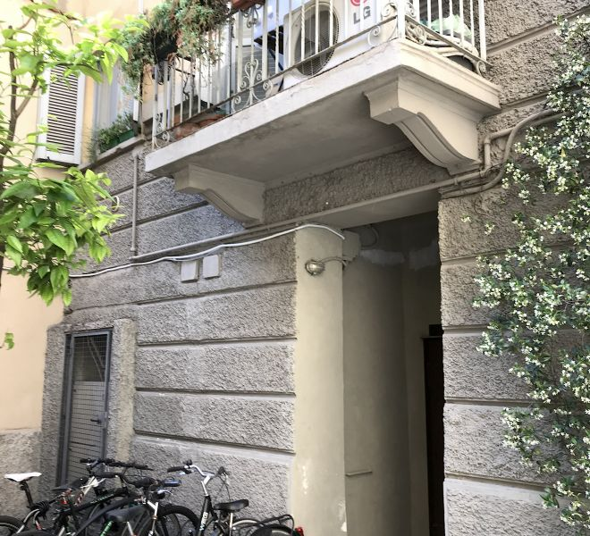Appartamento Bilocale Affitto 55mq Quartiere Tribunale Piazza cinque giornate