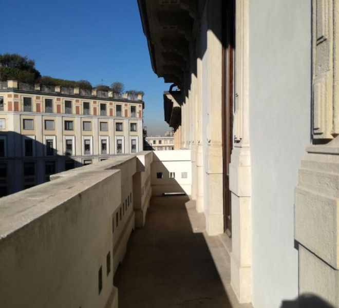 Affittasi Appartamento 200 mq Quartiere Porta Venezia Piazza Duse