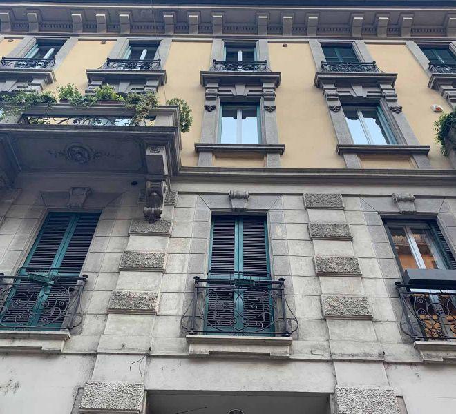 Affittasi Appartamento 160mq Quartiere Corso Garibaldi Brera Centro