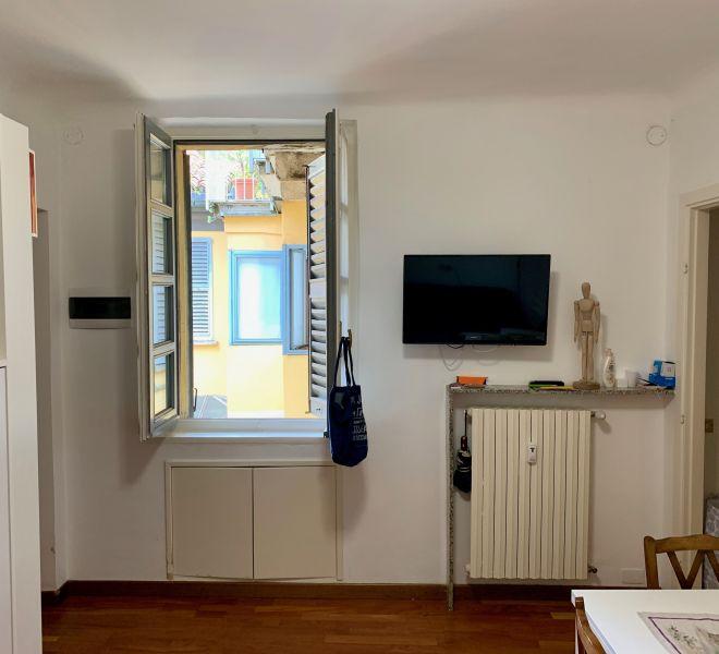 Affittasi Appartamento Bilocale 40 mq Quartiere Duomo Via Torino