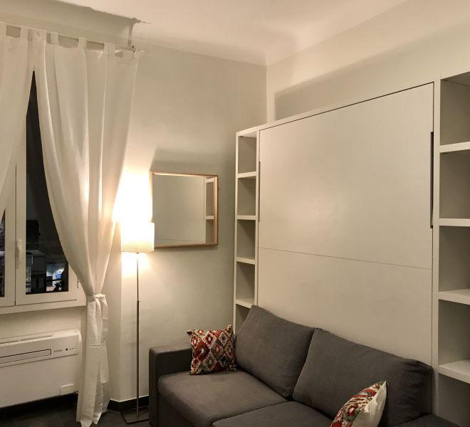 Affittasi Monolocale Arredato Quartiere Corso Sempione