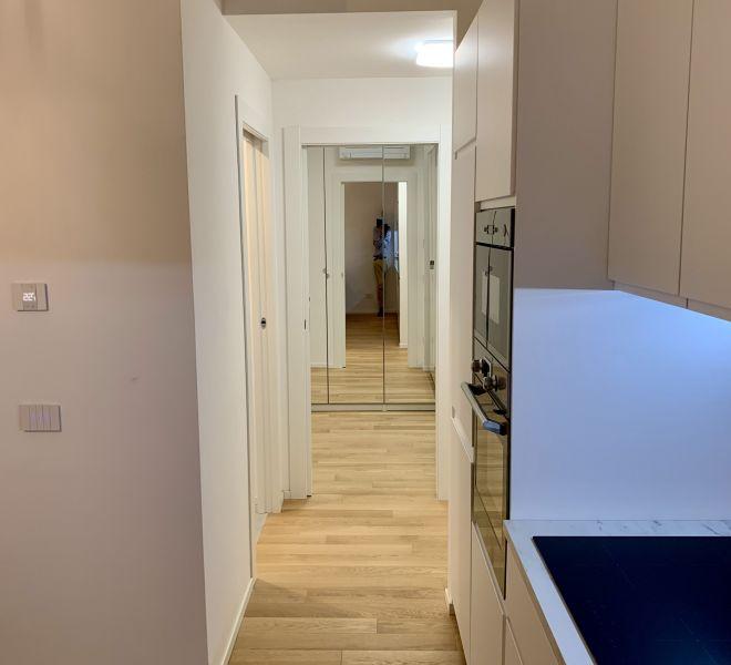 Affittasi Bilocale 50mq Appartamento Arredato Via Govone Principe Eugenio