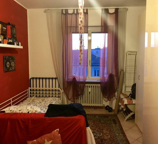 Vendesi Appartamento Quadrilocale Quartiere Segesta Lotto San Siro