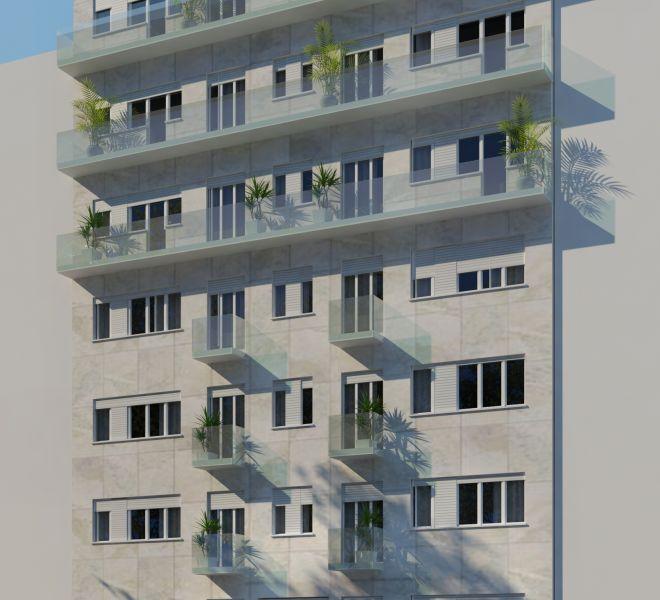 Vendesi Appartamento Trilocale Ristrutturato Nuovo Quartiere Cenisio Govone