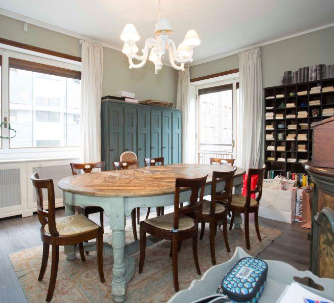 Vendesi Appartamento Quadrilocale 270mq Quartiere City Life 6 Febbraio