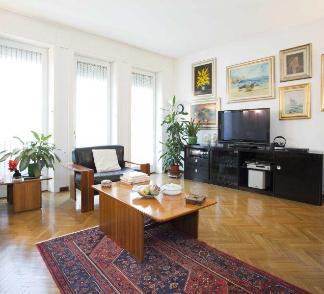 Vendesi Appartamento Quadrilocale 150mq Quartiere Porta Venezia